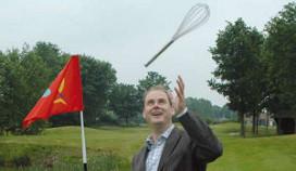 Voormalig sterrenchef leider nieuwe golfbaan