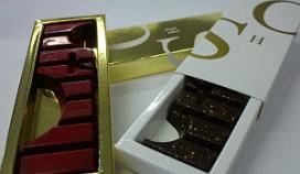 Belgische chocolatier maakt exclusieve bonbons voor Oud Sluis