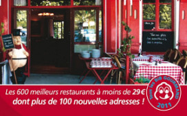 Bib Gourmand rukt op in Frankrijk