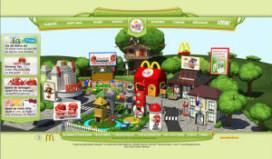 McDonald's vernieuwt website voor jonge gasten