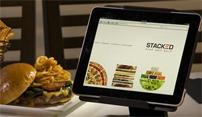 IPad vervangt menu in hamburgerrestaurant