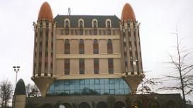 Eftelinghotel ondergaat verbouwing