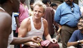 Gordon Ramsay ontdekt Indiase keuken