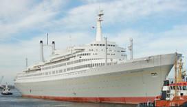 Beslag gelegd op SS Rotterdam