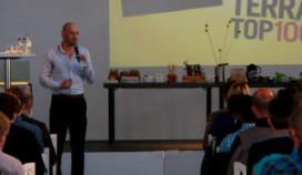 Terras Academy gepresenteerd bij Terras2.0 Event