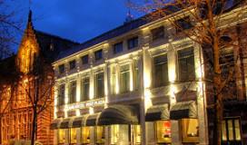 Prijs voor Post-Plaza hotel Leeuwarden