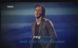 Imitatie Sergio Herman hit op YouTube