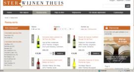 Wijnen van 60 sterrenrestaurants op Sterwijnenthuis.nl