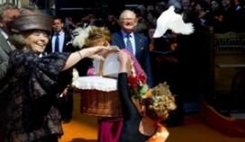 Bezoek van Koningin Beatrix kun je niet geheim houden