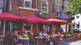 ANWB: Café De Kleine Wereld heeft beste terras