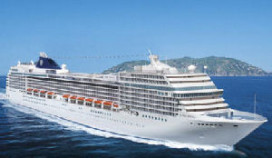 Cruiseschip met Nederlanders in problemen