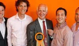 Albron uitgeroepen tot de eerste 'Topsportvriendelijke werkgever