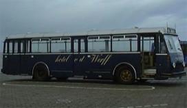 Markante bus Hotel van de Werff vervangen