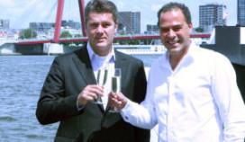Maison van den Boer catert Bavaria City Racing