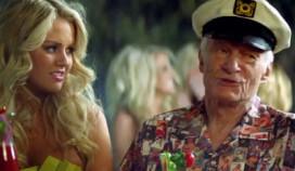 Bavaria strikt Hugh 'Playboy' Hefner voor commercial