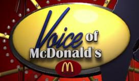X-Factor jurylid Stacey Rookhuizen beoordeelt McDonald's- talenten