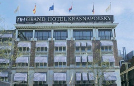 Gewapende overval op Hotel Krasnapolsky