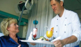 In het ziekenhuis is voeding hét onderwerp van gesprek