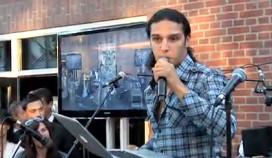 Ali B rap voor Savarin