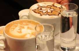 Internationale koffiewedstrijden in Maastricht