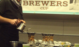 Ier Keith O'Sullivan wint World Brewers Cup