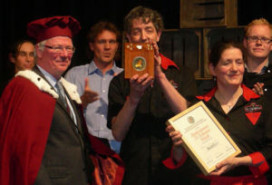 Masterclass nieuw wedstrijdelement bij Bier&Gastronomie Award 2012