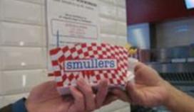 Snackbar De Smullers op station Arnhem