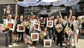 Koffiespeciaalzaken Rotterdam schenken beste bakje en winnen Ketelbinkie Koffietrofee