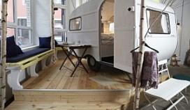 HüttenPalast: Welcome to Hotel Caravana