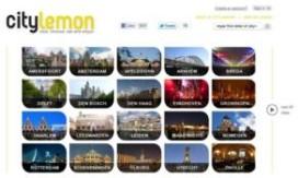 Restaurantsite CityLemon van start
