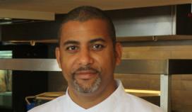 Clayton Powell culinaire leider Amsterdam Marriott Hotel