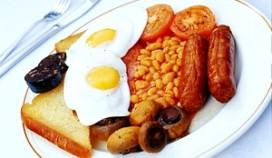 Hotelgasten waarderen ontbijt