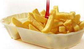 Ook frietoorlog in Aadorp