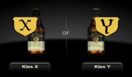 Liefhebbers kiezen nieuw bier Hertog Jan
