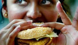 Online bestellen floreert, hamburger populairst
