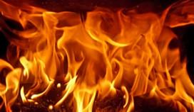 Jongen opgepakt voor grote cafetariabrand