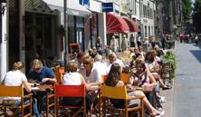 Den Bosch verdringt Den Haag uit terrasprijzen top-3