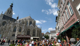 Binnenstad Breda wordt risicogebied