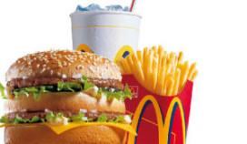 Big Mac in Europa 'te duur