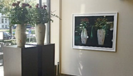 Kunstwerken in Bilderberg Parkhotel
