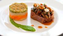 Kalfssukade op Palazzo-menu Cees Helder