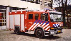 Wokrestaurant Schiedam getroffen door brand