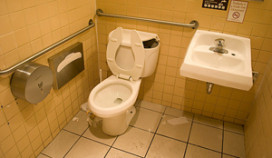Weer camera gevonden op Starbucks-toilet
