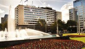 Hilton Rotterdam tijdelijk zonder stroom