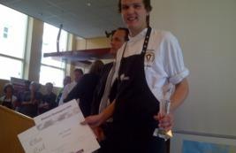 Jan Smink wint Zilveren Champignon 2011
