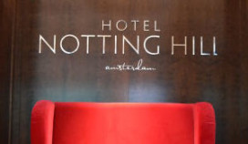 Hotel Notting Hill in Amsterdam geopend