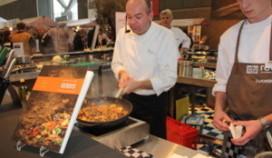 Chef-kok Eric van Veluwen gaat thuis koken