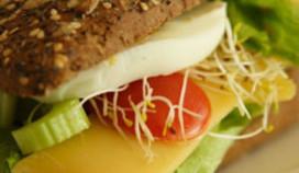 Mannen willen meer betalen voor gezonde lunch