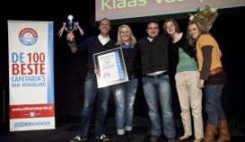 Nieuwkomer Klaas Vaak verbijsterd door 'hoofdprijs