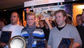 Edwin Veneman wint eerste NK pannenkoeken bakken